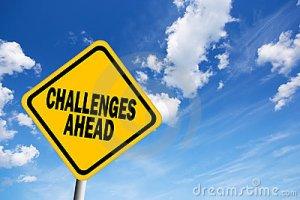 Meet challenges head on !